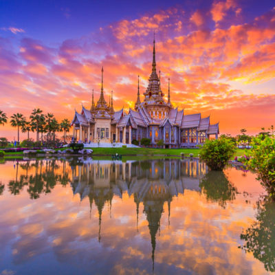 Top 6 Things To Do in Thailand