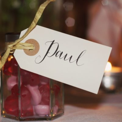 Perfect Wedding Favors for Before or After Your Big Day