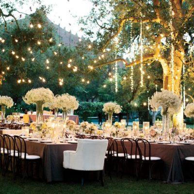 4 Essentials for an Outdoor Wedding