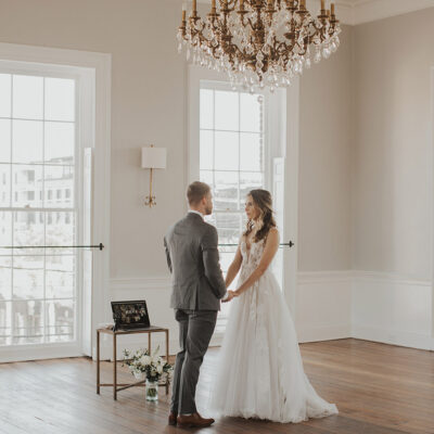 Every Bride Should Have Her Dream Home