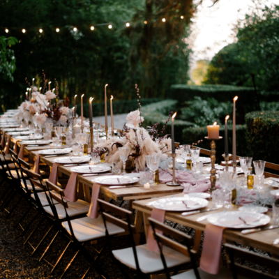 4 Tips For a Successful Wedding Reception
